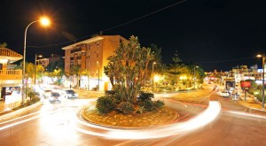 ROTONDA_AVENIDA_CONSTITUCION_arroyo_de_la_miel